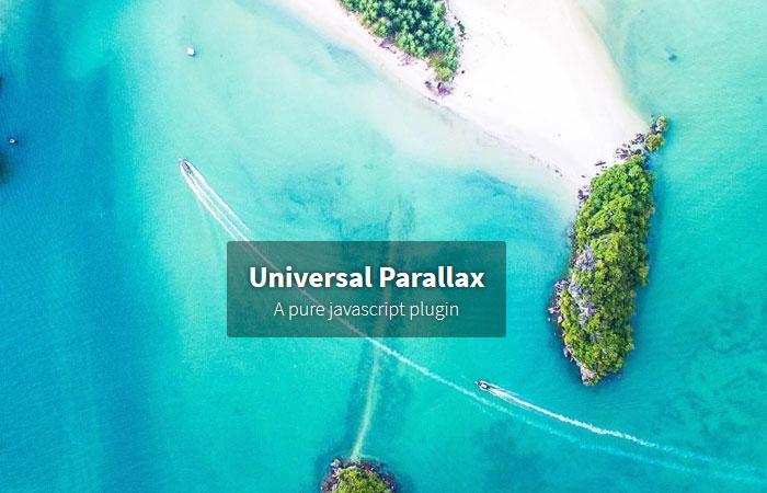Easy Parallax Scrolling plugin