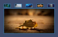 pure css image slider with thumbnails