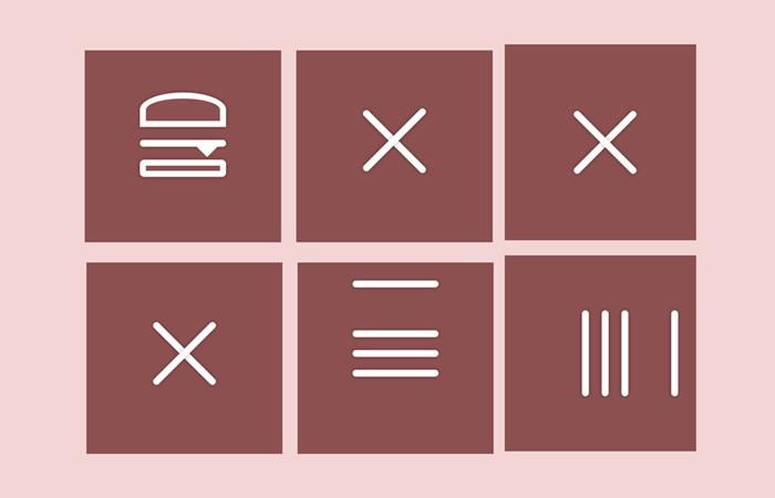 Animated Hamburger Icon CSS Only