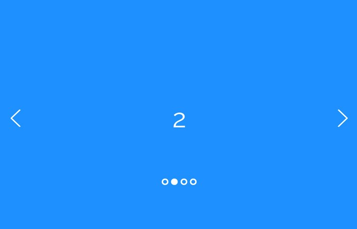 Pure CSS Slider With Buttons | Responsive | Control Button