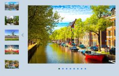 Vertical Thumbnail Image Slider with jQuery