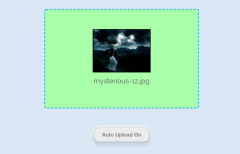 Drag and Drop Image Upload jQuery with Preview