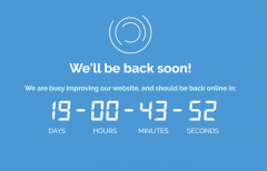 jQuery Countdown Timer with Moment JS